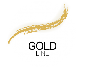 gold-line